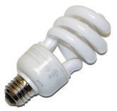 (CFL) Compact Fluorescent Light Bulb