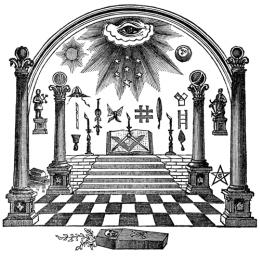 Illuminati: Masonic Organization Masonic Symbols