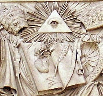 illuminati all seeing eye